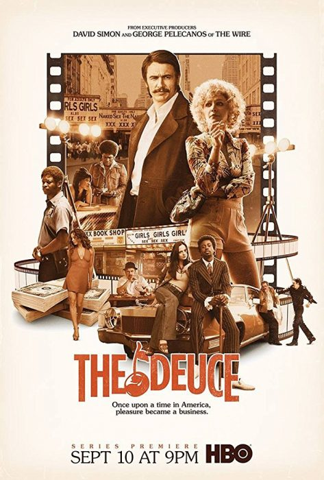 The Deuce - David Simon, George Pelecanos