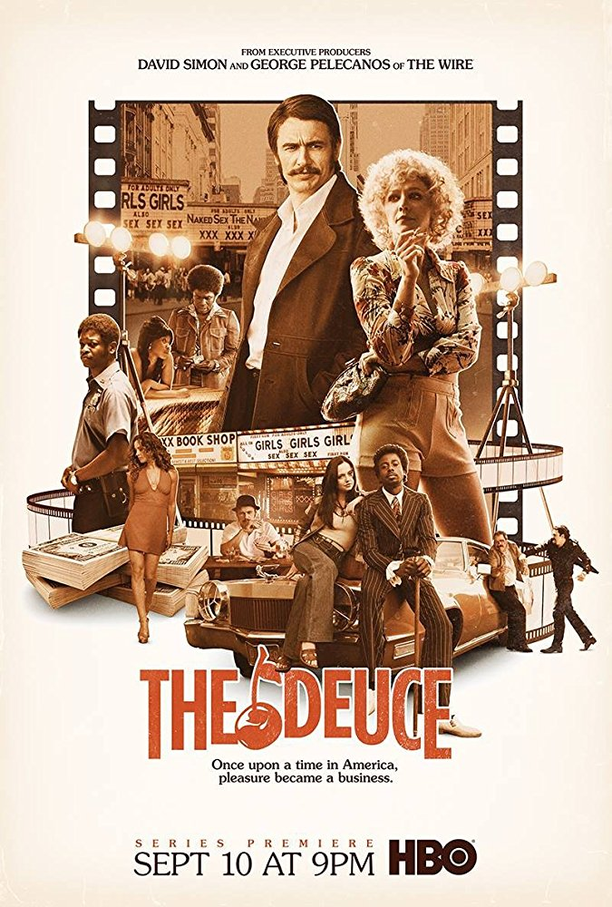 The Deuce - David Simon, George Pelecanos
