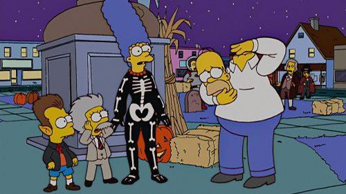 I 5 migliori speciali di Halloween dei Simpson