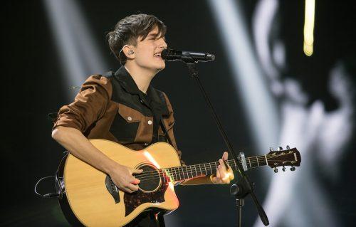 X Factor 11: intervista a Gabriele Esposito