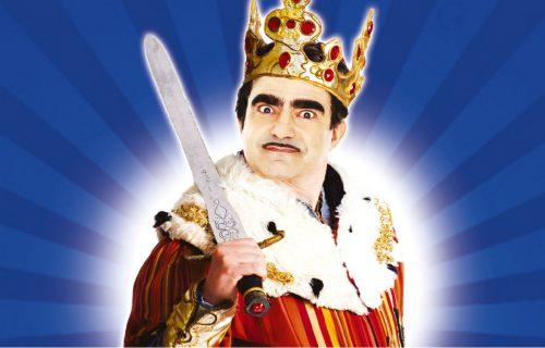 Elio: «I Monty Python sono ancora avanguardia»