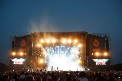 Foo Fighters, Guns 'N Roses, Iron Maiden e Ozzy: torna Firenze Rocks