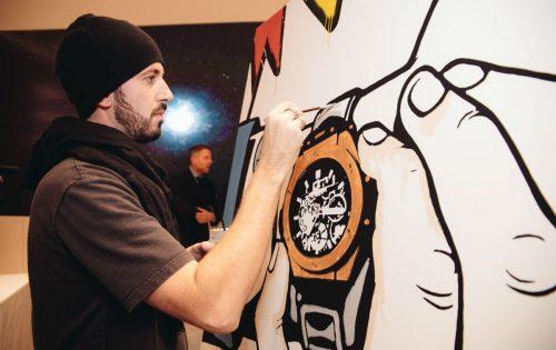 TvBoy: «Faccio l'artista e sono vivo»
