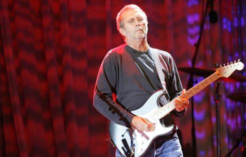 'Eric Clapton: Life in 12 Bars', la leggenda della chitarra arriva nei cinema italiani