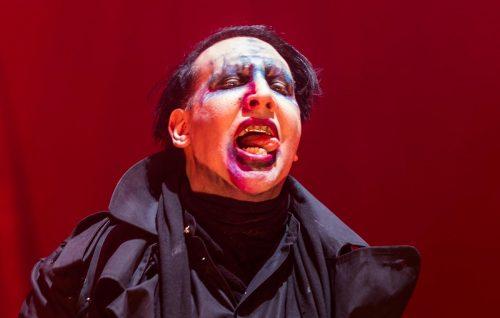 Marilyn Manson, un nuovo concerto in Italia