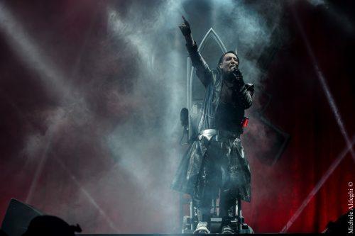 Marilyn Manson-Michele Aldeghi