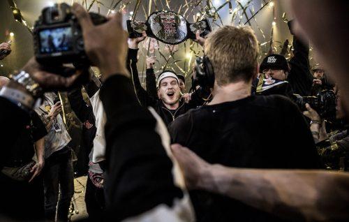 Red Bull BC One, il migliore b-boy del mondo è l'olandese Menno
