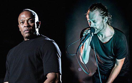 Radiohead: «Al nostro posto dovrebbe esserci Dr. Dre nella Rock And Roll Hall Of Fame»