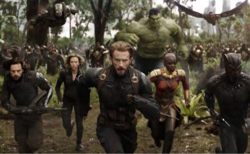 'Avengers: Infinity War', guarda il primo trailer