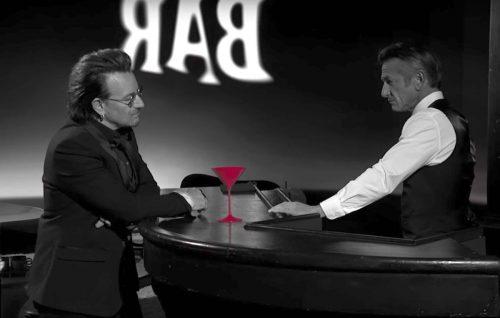 Bono canta una cover di Sinatra per la lotta contro l'AIDS