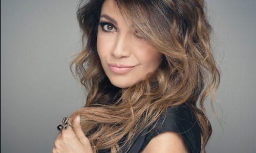Cristina D'Avena rocks