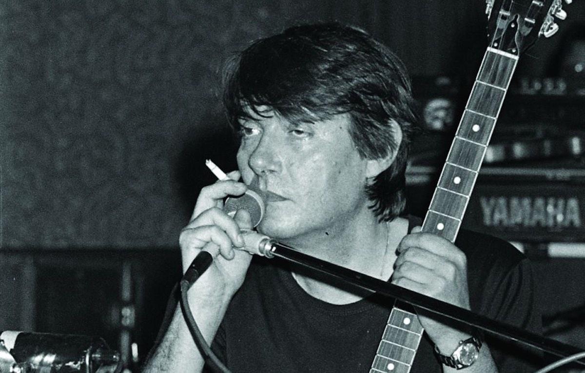 Fabrizio De André è nato a Genova nel 1940. È scomparso nel 1999. Foto: Reinhold Kohl