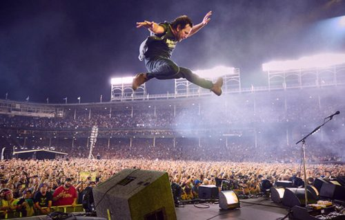 Pearl Jam, 'Let's Play Two' arriva al cinema