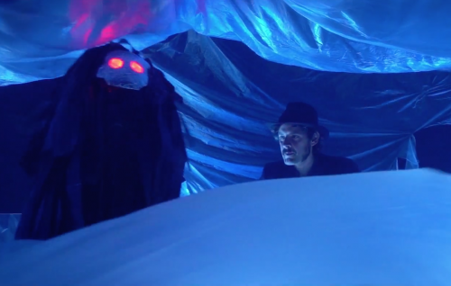 """Effe Punto affronta le sue paure nel suo nuovo video, """"Gli Audaci"""""""