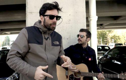 Ex-Otago in acustico per Rolling Stone