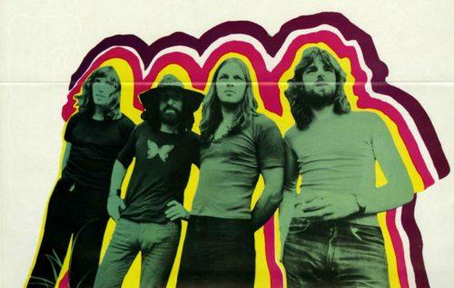 Pink Floyd, 50 anni in un libro