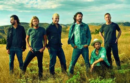 Foo Fighters, sopravvissuti al rock