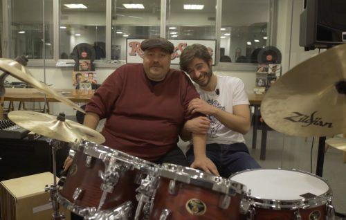 Stefano Fresi e Lino Guanciale a Rolling Stone