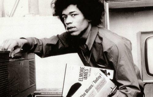 Jimi Hendrix prima della leggenda