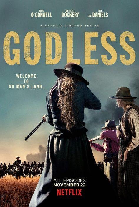 Godless - Scott Frank, Steven Soderbergh
