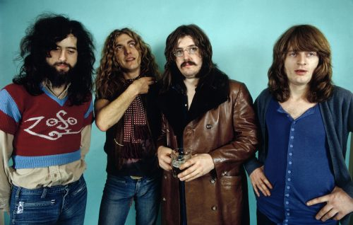Led Zeppelin, due singoli inediti per il Record Store Day