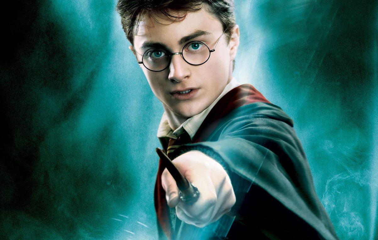 Daniel Radcliffe ha interpretato Harry Potter al cinema