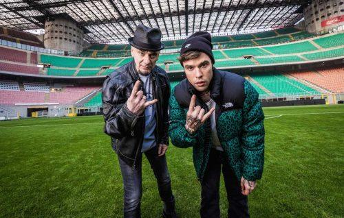 Fedez sarà il più giovane artista mai salito sul palco dello stadio milanese
