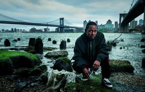 Kendrick Lamar, foto Mark Seliger