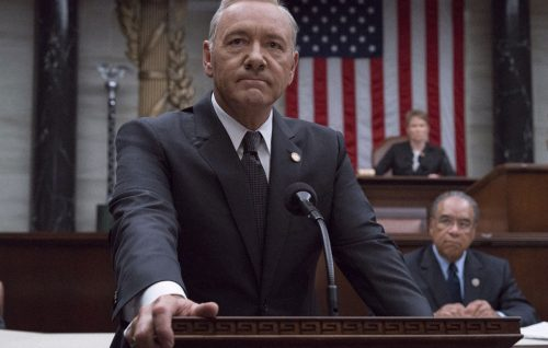 Kevin Spacey si farà curare, 'House of Cards' è sospesa