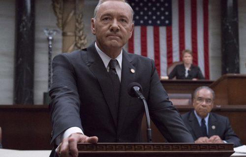 Kevin Spacey si farà curare, 'House of Cards' è sospesa