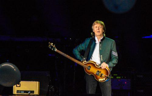 Paul McCartney suona i Beatles con Steven Van Zandt