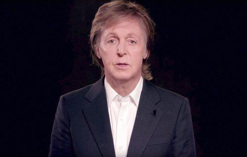 Paul McCartney: «Smettete con la carne, almeno un giorno a settimana»