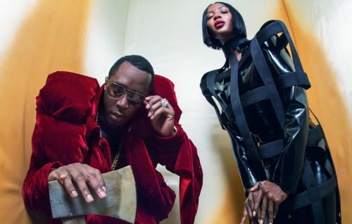 Sean 'Diddy' Combs e Naomi Campbell scattati da Tim Walker per il Calendario Pirelli 2018