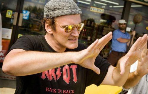 Quentin Tarantino ha parlato del suo nuovo film a Las Vegas