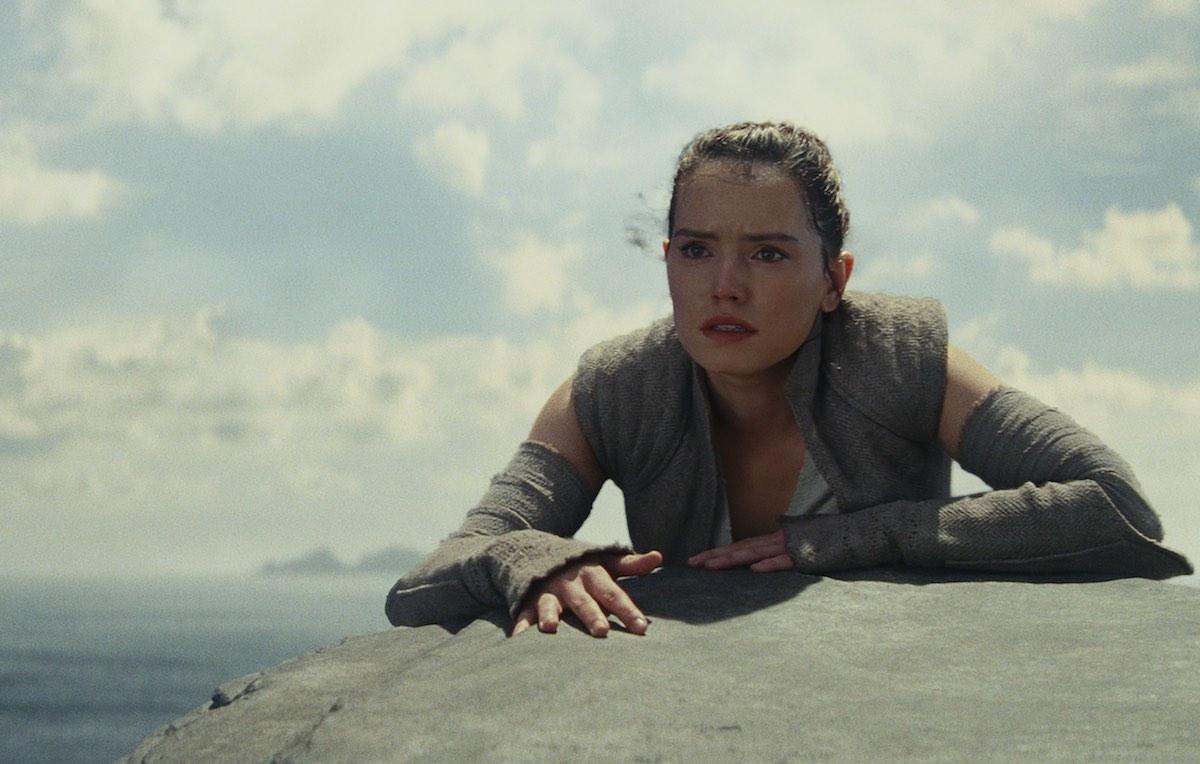 """Un'immagine del prossimo film """"Gli Ultimi Jedi"""", in uscita il 13 dicembre"""