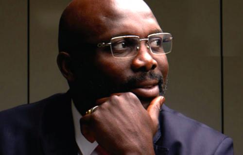 Weah è il nuovo presidente della Liberia