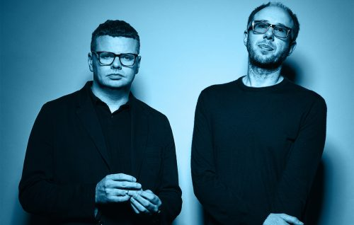 The Chemical Brothers in concerto in Italia
