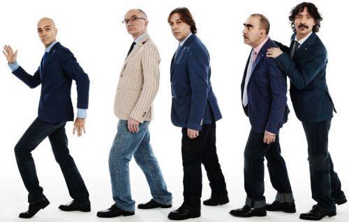 Elio e le Storie Tese influencer a Sanremo per Rolling Stone