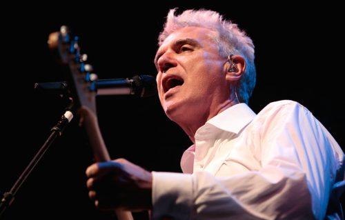 David Byrne, in anteprima il nuovo album 'American Utopia'