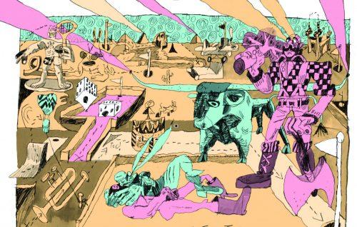 Il racconto incompiuto di Kafka diventa un fumetto (bellissimo)