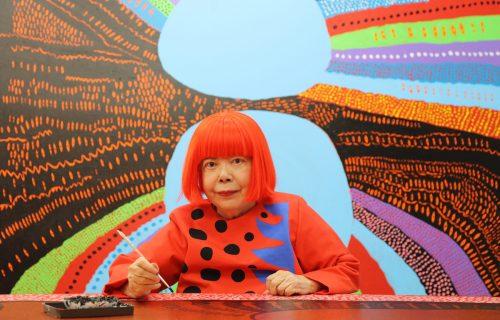 Yayoi Kusama, la rockstar dell'arte contemporanea