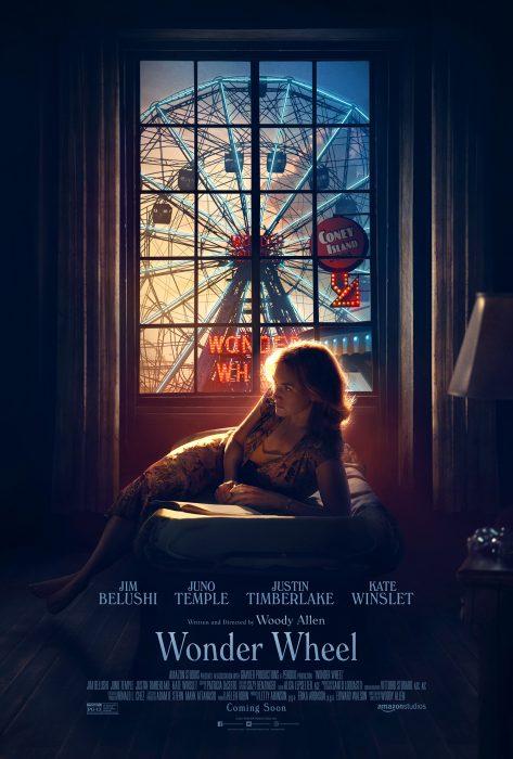 'La Ruota delle Meraviglie', Kate Winslet è folgorante nel film di Woody Allen