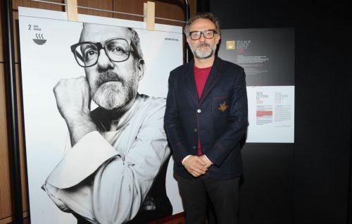 Massimo Bottura, eroe gastronomico