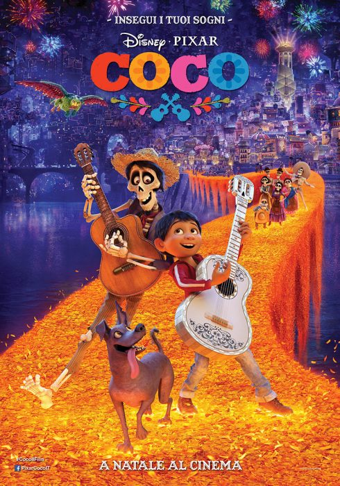 Coco - Lee Unkrich, Adrian Molina