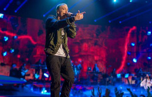 Eminem, ecco la tracklist di 'Revival'
