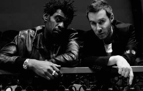 Massive Attack in concerto in Italia