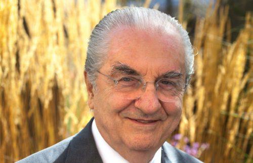 Gualtiero Marchesi, foto IPA