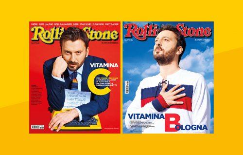 Rolling Stone dedica la copertina a Cesare Cremonini