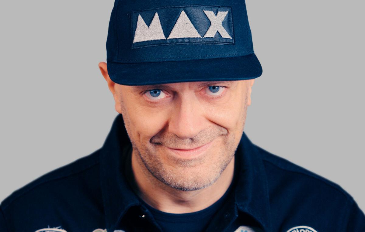 Max Pezzali Con Le Canzoni Degli 883 Non Pensavamo Al Pop