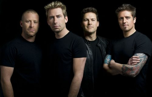 Nickelback: nel tour europeo anche una data italiana